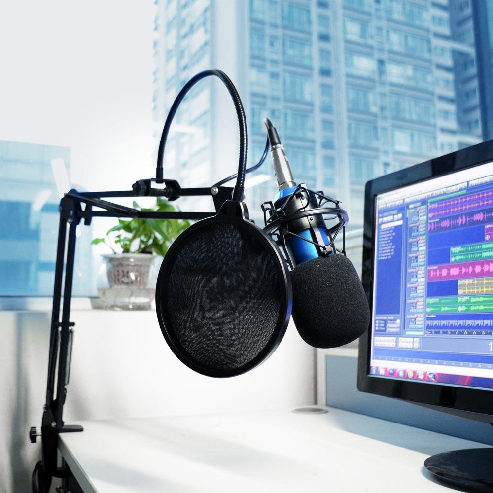 Micro thu âm giá rẻ BM 800 có đáng đồng tiền bát gạo??