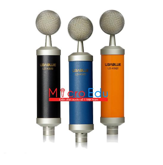 Micro LibaBlue LD-K900 siêu phẩm thu âm, live stream chất.Micro LibaBlue LD-K900 siêu phẩm thu âm, live stream chất.