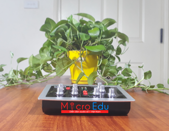 Sound card HF-5000 PRO auto tune có thần thánh như bạn nghĩ?