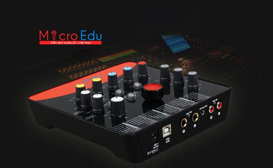 Sound card thu âm Icon Upod Pro âm thanh chất lượng hiệu năng tốt?