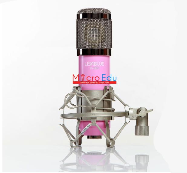 Micro thu âm LibaBlue LD-K660 chất âm có được như kỳ vọng?