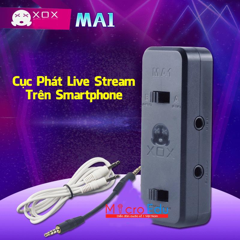 Cục phát live stream XOX MA1 có bá đạo như nhiều anh em nghĩ?
