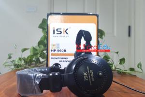 Tai nghe kiểm âm ISK HP-960B chất lượng giá tốt quá đáng mua