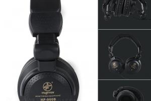 Tai nghe kiểm âm TIANYUN HP-960B chính hãng,chất lượng êm tai